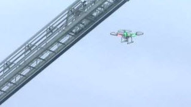 Use of Drones Grows in Firefighting Efforts
