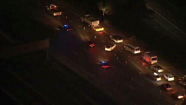 3 Shot Along Southbound Interstate 280 in San Francisco: CHP