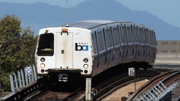 Transbay Tube No. 2? BART Planning 'Transbay Rail Crossing'