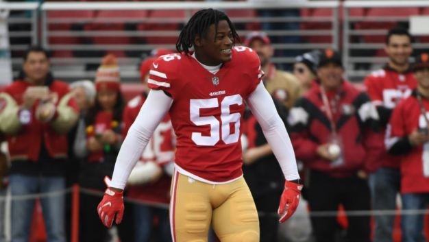 Reuben Foster Set to Return to the 49ers