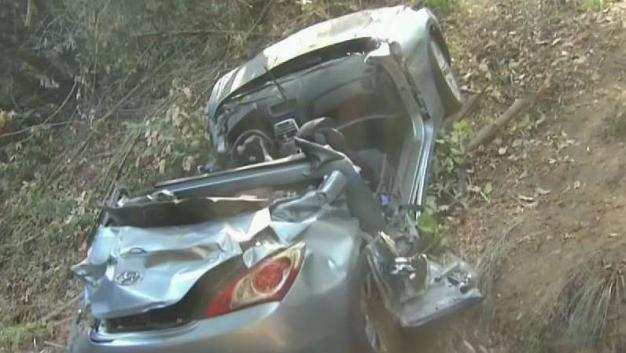 Guardrails Coming to San Mateo Co. Road Where Teens Crashed