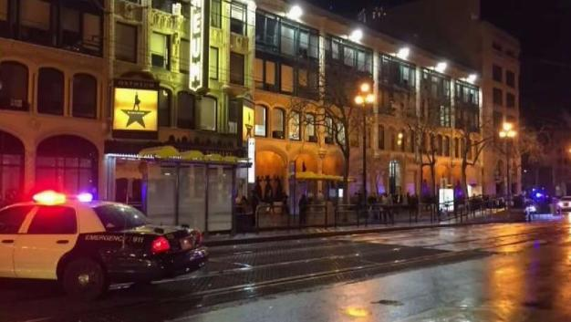 Hamilton Musical Ends in Chaos in SF's Orpheum Theater