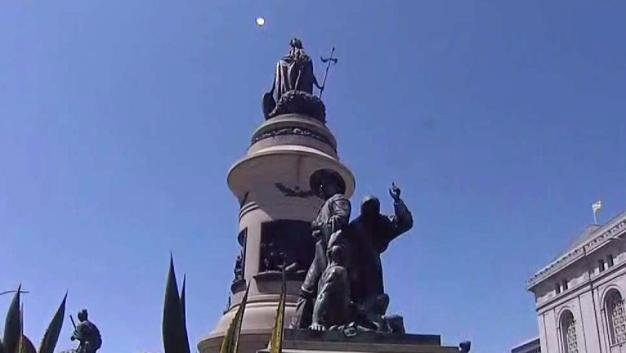 Monument Controversy Ignites in San Francisco
