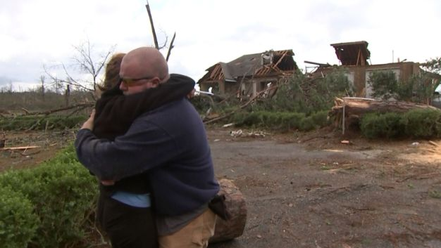 20 Dead From Storms Across Southeast US
