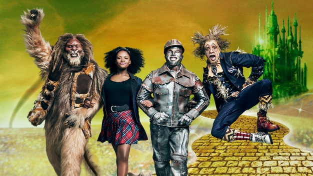 First Look at 'The Wiz Live!' Characters