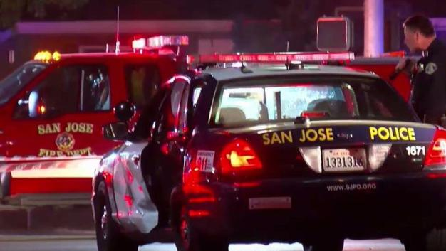 Woman Flees After Crashing Into San Jose Police Car, Injuring Officer