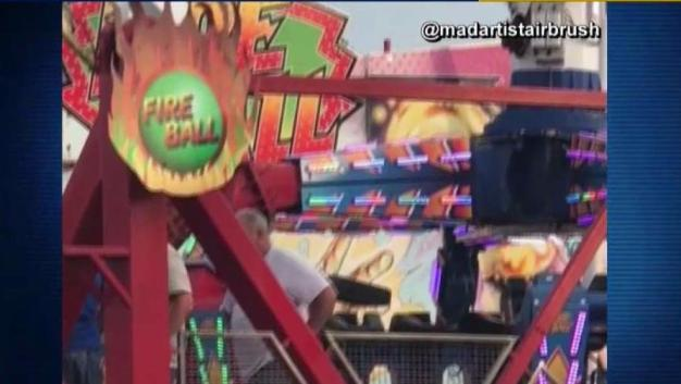 Santa Cruz Boardwalk Shuts Down Ride Indefinitely After Deadly Ohio Incident
