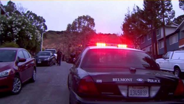 Shelter in Place Briefly Ordered as Belmont Police Search for Robbery Suspect