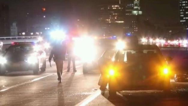 Shooting Closes Lanes on I-980 in Oakland, 1 Injured