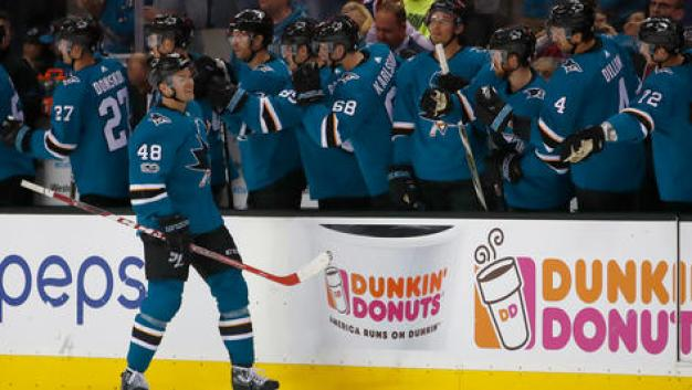 Sharks Offense Comes Alive in Victory Over Canadiens
