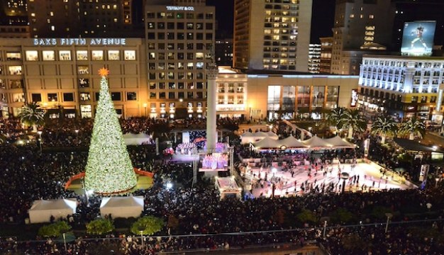 Safeway Holiday Ice Rink Returns for the Season