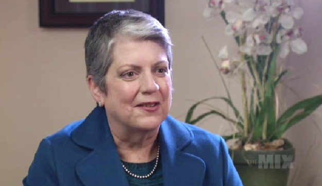 One-on-One With Janet Napolitano
