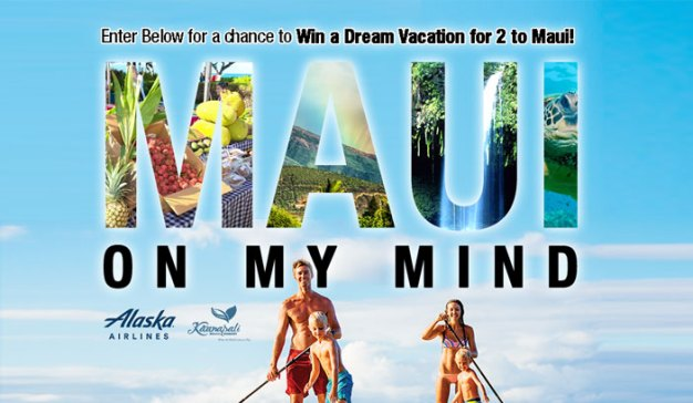 Maui Dream Sweepstakes