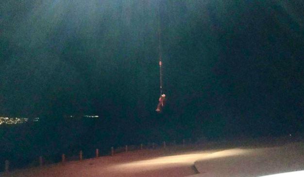 Man Stranded on Cliff Near Golden Gate Bridge Rescued