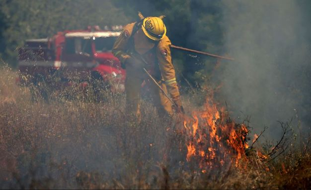 Controlled Burns Planned in Some Bay Area Counties