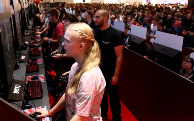 Women Make Up Nearly Half of Video Game Players: Report