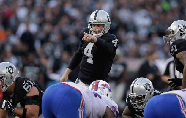 Carr's Agent Says Finger Injury Isn't Serious