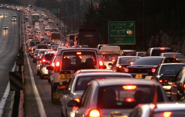 The Bay Area Has Some of the Worst Traffic in the U.S.