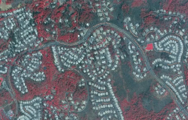 Interactive Satellite Map Shows Aftermath of Santa Rosa Fire