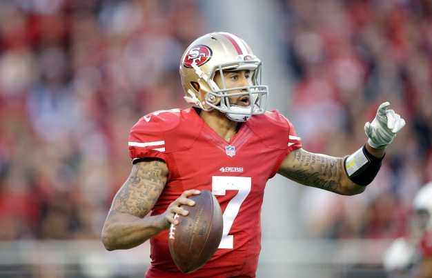 Chryst and Kaepernick are Keys to Better Red-Zone Offense