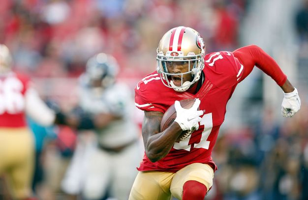 For 49ers' Patton, It's Time to Take a Big Step Forward