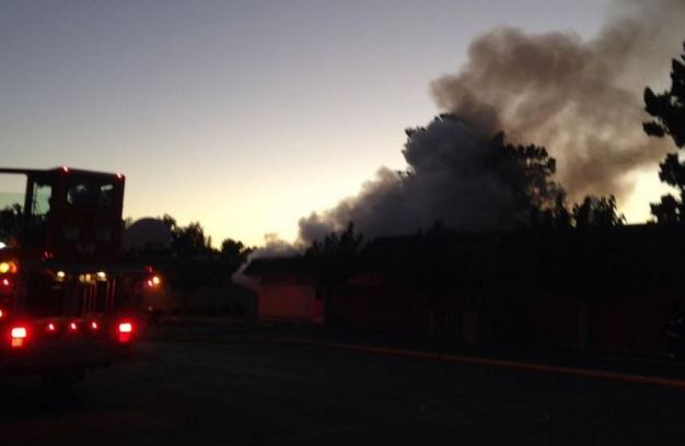 Firefighters Control 2-Alarm Fire at San Jose School