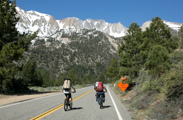 Loss of Water in Drought Caused Sierra Nevada to Rise: Study