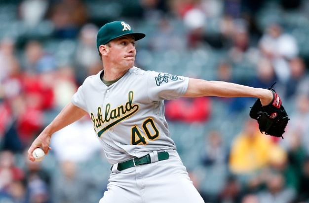 A's Scrape Out Victory Over Indians, Run Win Streak to Five