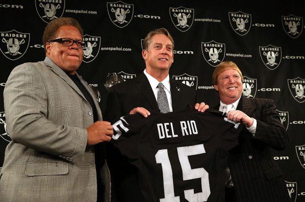 Raiders' McKenzie Recognized for Terrific Work
