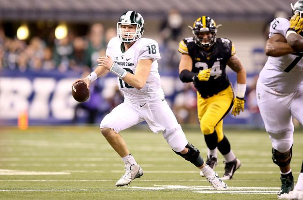 McKenzie Likes What Cook, McGloin Bring to Quarterback Position