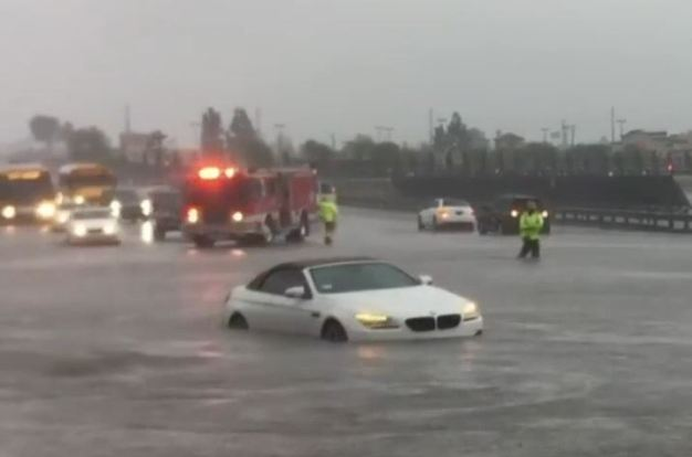 Southern California Rain: Your Videos of Torrential Downpour