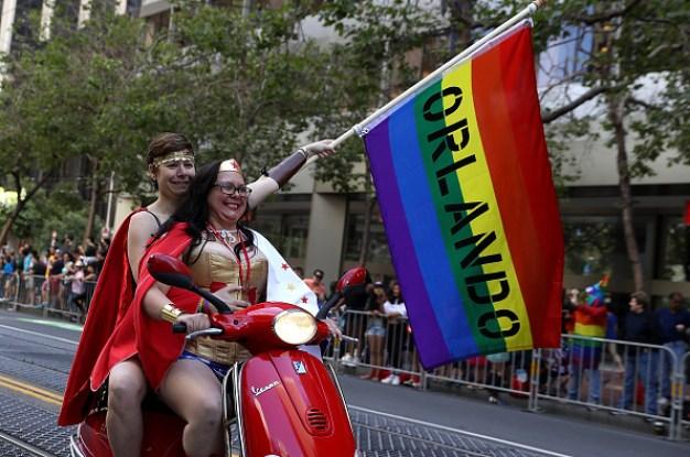 Police Arrest 19 at SF Pride Festivities