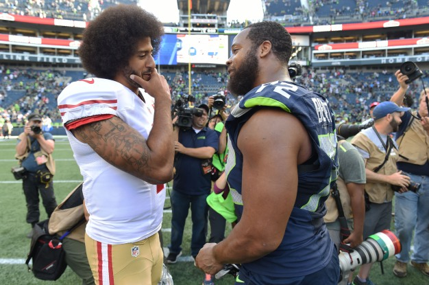 Seahawks Defender: Kap Gives 49ers Best Chance