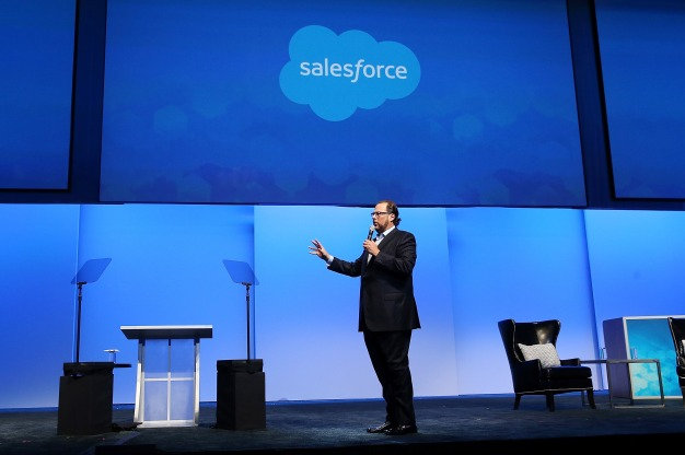 Nonprofit Helping Migrants Rejects Donation From Salesforce
