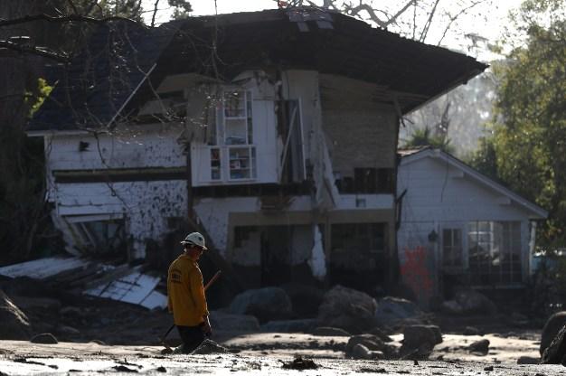 Mudslides Take Heavy Toll on Immigrants Serving Montecito