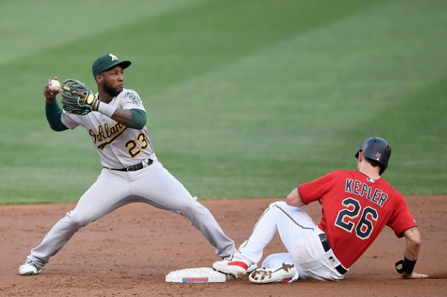 A's Blow Lead to Twins, Win Streak Ends at Six