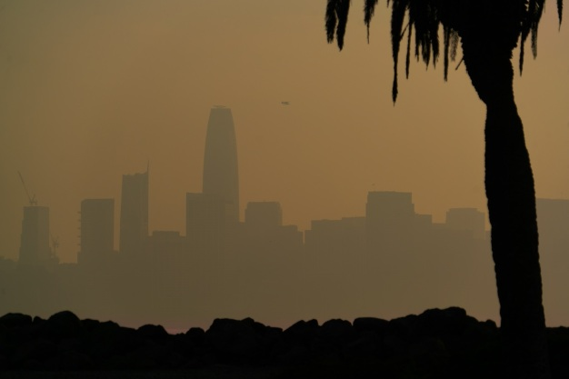 Unhealthy Air Quality Continues in Bay Area