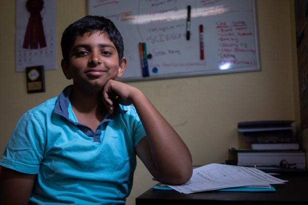 Fremont Boy Creates App to Detect Child Abuse