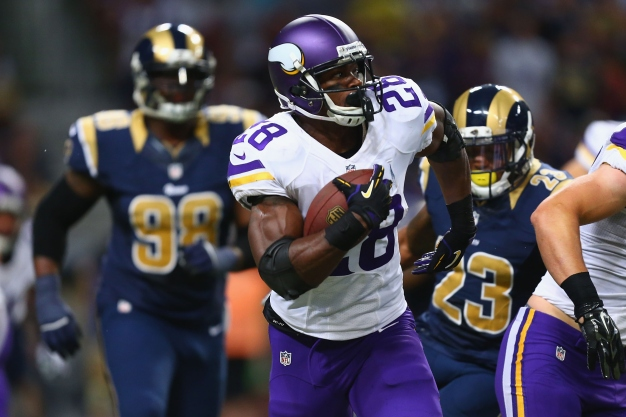 Rumors Have Raiders Interested in Adrian Peterson