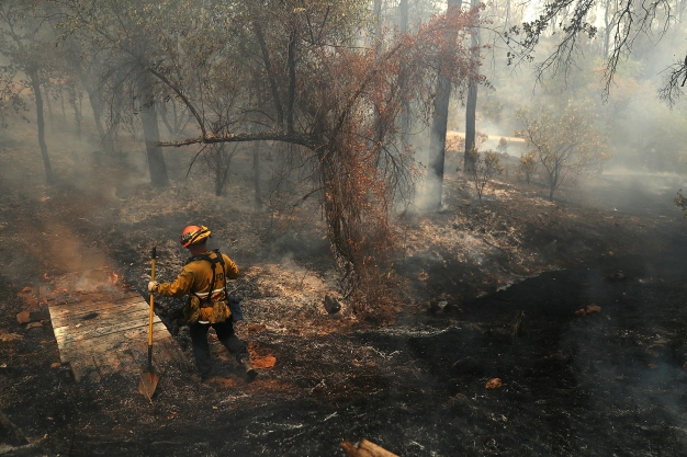 Environmental Group Questions Dozers Use to Fight Wildfires