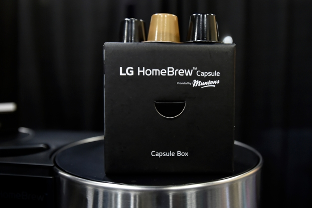 6be85b8a1e CES 2019: LG's New Gadget Brews Beer in Your Kitchen