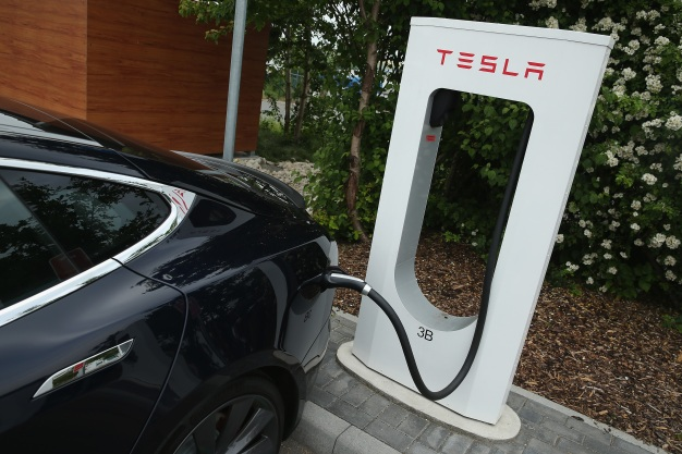 Free Charging for Tesla Owners