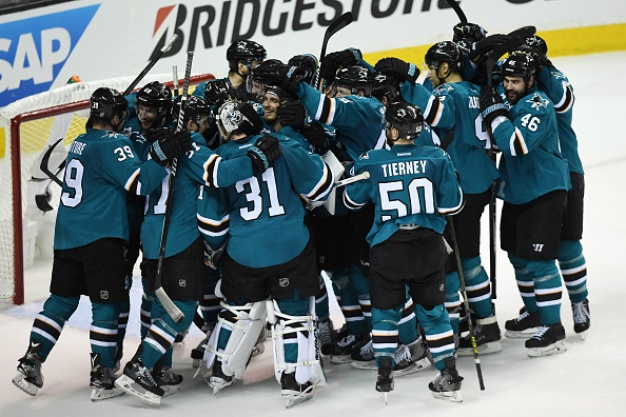 Sharks Clinch First-Ever Trip to Stanley Cup Final