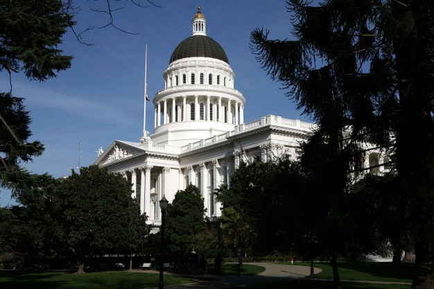 Calif. Senator Quits Over Sexual Misconduct Allegations