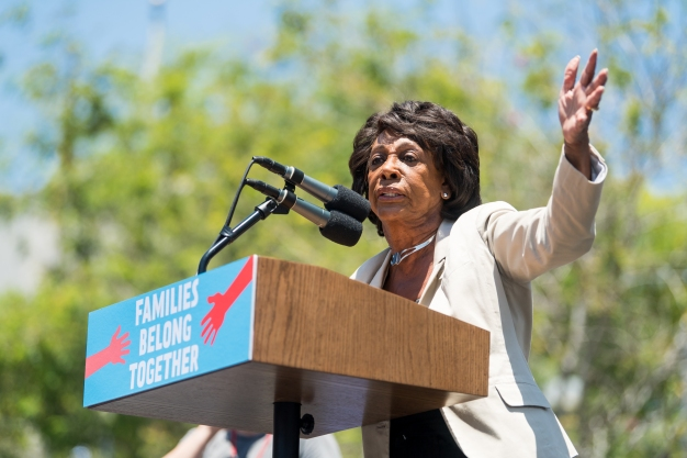 Calif. Man Sentenced for Threat to Kill Rep. Maxine Waters