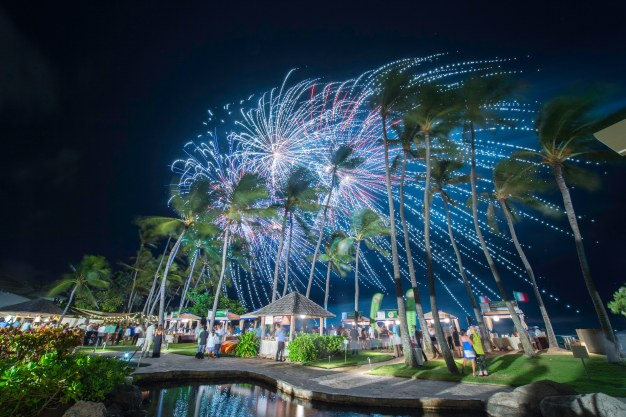 Bay Area Chefs Play at Hawaii Food and Wine Festival