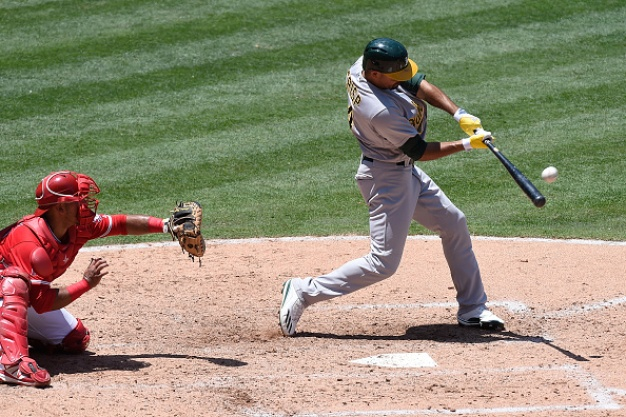 A's Blow 4-Run Lead, Can't Complete Sweep of Angels