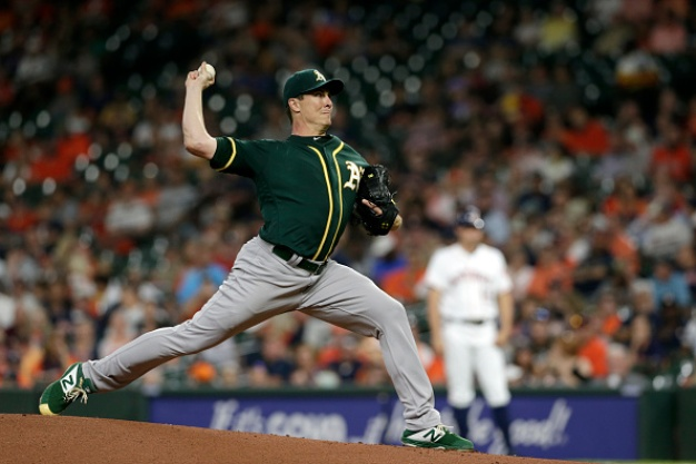 Bailey, A's Ground Astros, Win Series