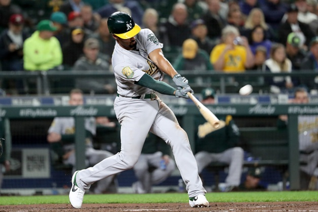 A's Jump Out to Early Lead, Unable to Close Out Mariners