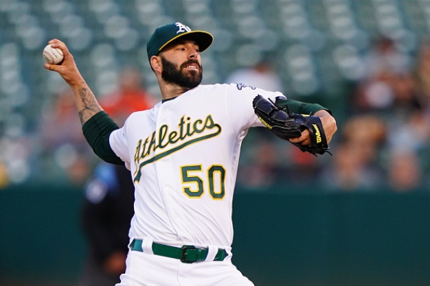 Fiers, A's Edge Slumping Orioles in Series Opener